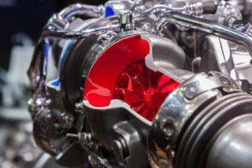 Ochrona silnika turbo